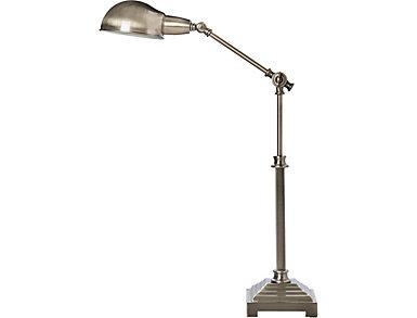 Gold Metal Task Lamp, , large