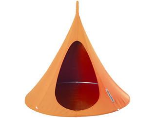 Kid's Orange Hanging Cacoon, , large