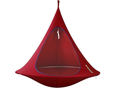 Double Red Hanging Cocoon, , large