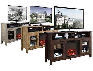 Cole Fireplace TV Collection, , large
