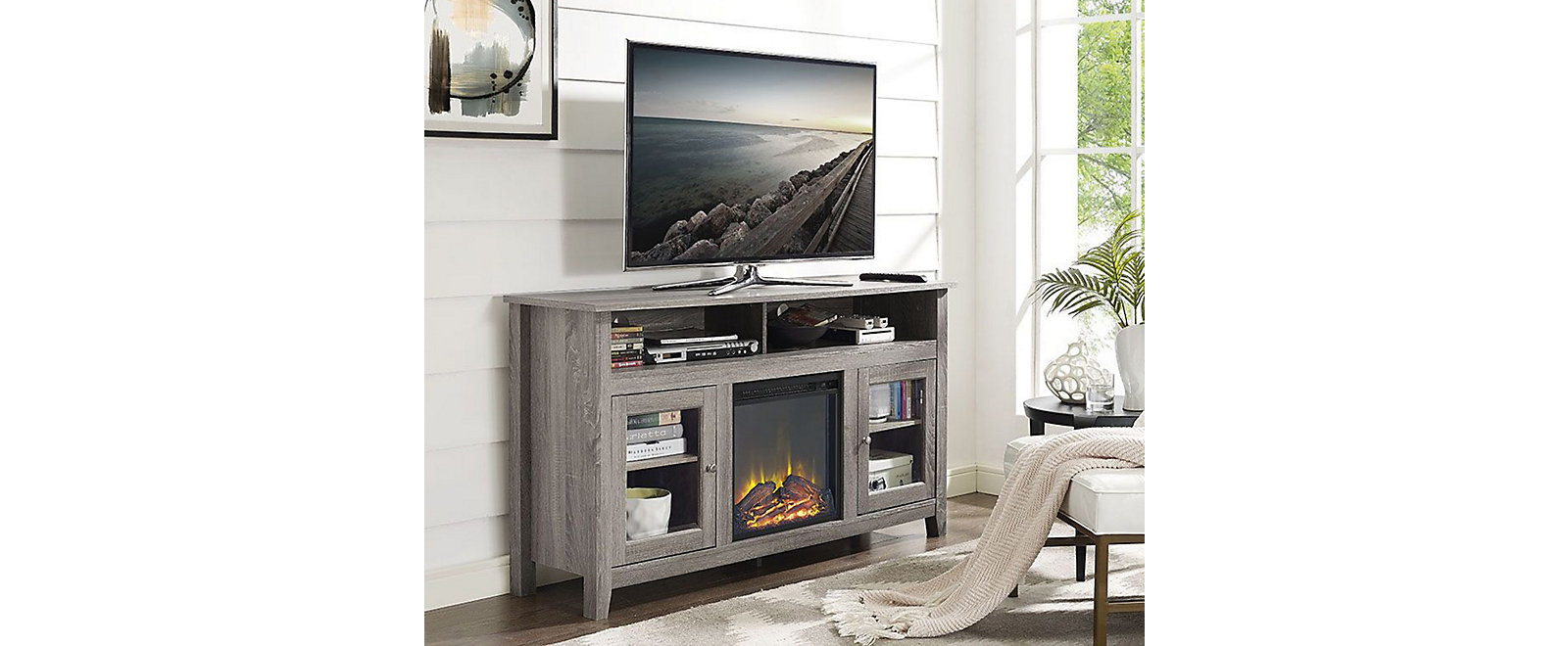 Nico Fireplace TV Collection, , large