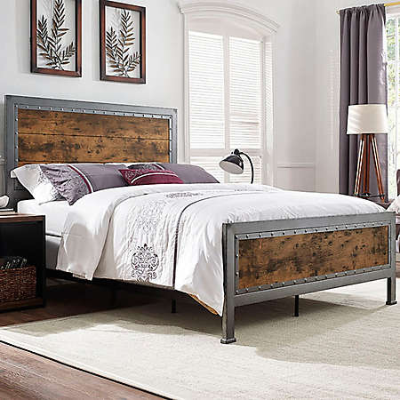 Plank Bed Collection Main