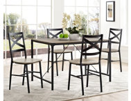 shop Angles-5-Piece-Dining-Room-Set