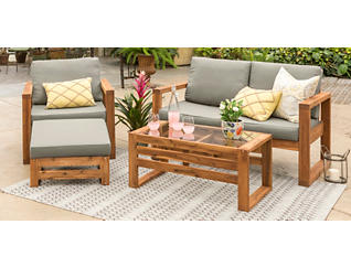 Panama 4pc Seating Set, , large