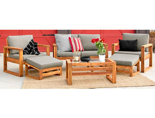 Panama 6pc Seating Set, , large
