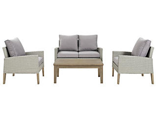 Verona 4pc Seating Set, , large