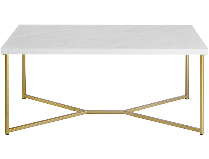 Westin Gold Coffee Table Large