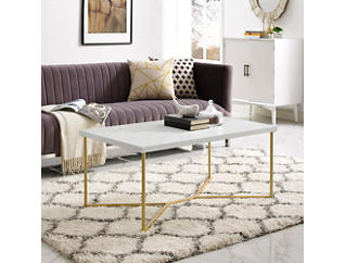 Westin Gold Coffee Table, , large
