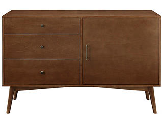 """West End 52"""" Walnut TV Stand, , large"""