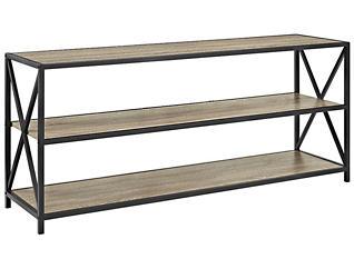 """Austin 30"""" Driftwood Bookcase, , large"""