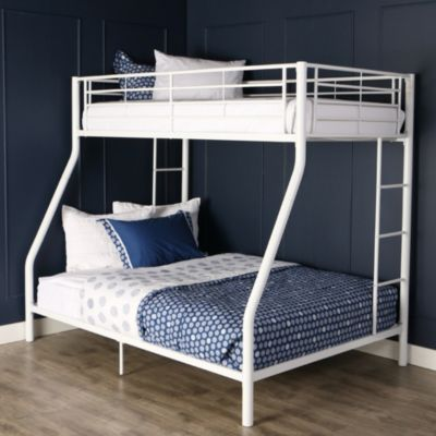 bunk bed frame creekside twin full bunk bed art van furniture
