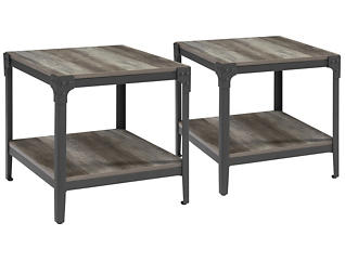 Fin End Tables Set of 2, , large