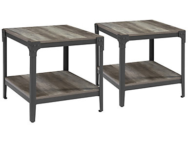 Cole End Tables Set of 2, , large