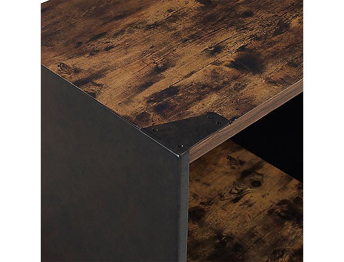 "48"" Wood Coffee Table, , large"