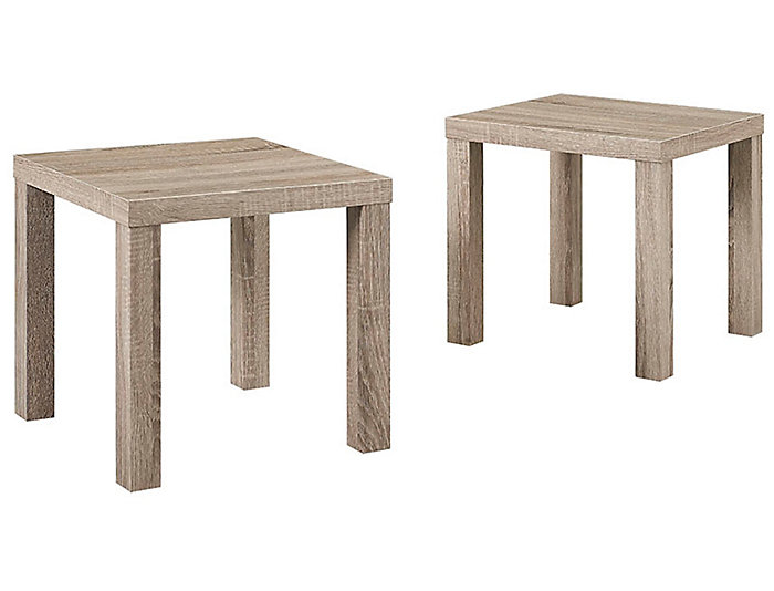 Harlow 3 Piece Coffee Table Set, , large
