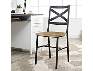 Cole Barnwood Chair Set of 2, , large