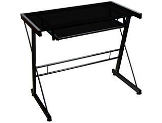 Drew Black Desk, , large