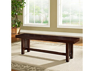 "Abigail 60"" Dining Bench, , large"