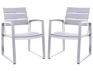 Diego Dining Chair (Set of 2), Grey, , large