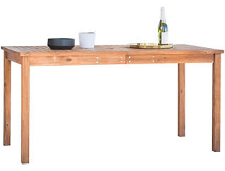 Haiti Brown Dining Table, , large