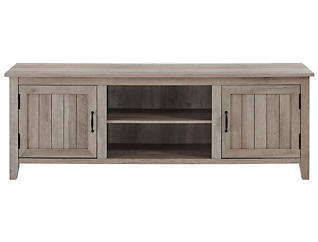 """Arden 70"""" Grey TV Stand, , large"""