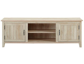 """Arden 70"""" White Console, , large"""