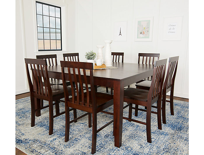 Abigail Cappuccino Table, , large
