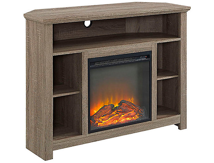 "44"" Fireplace TV Stand, , large"