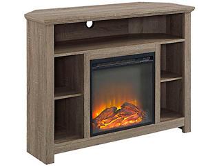 "Meyer 44"" Driftwood Fireplace, , large"