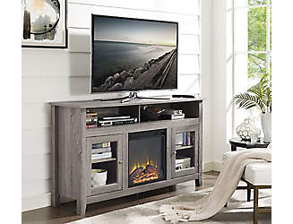 Browse our extensive selection of stylish fireplaces—and other living room furniture items—from Art Van Furniture