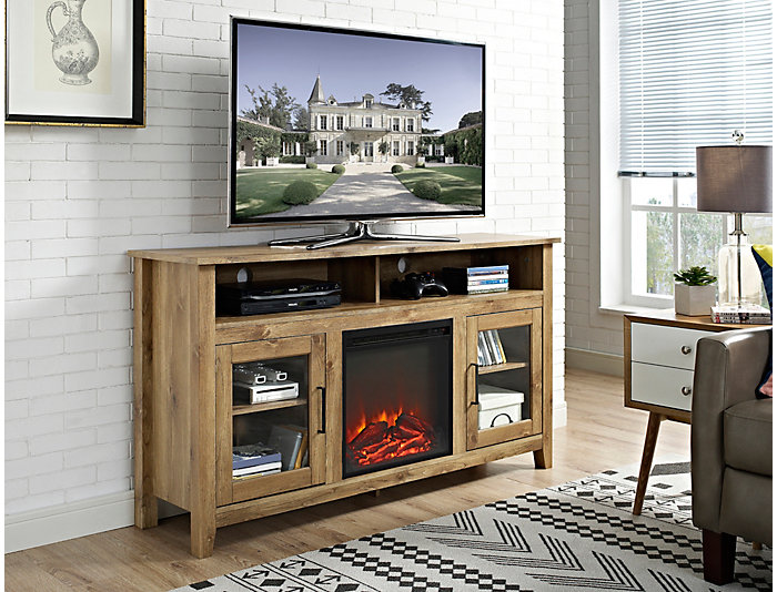 """Cole 58"""" Fireplace TV Stand, , large"""