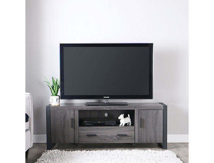 """Blair 60"""" Charcoal Console, , large"""