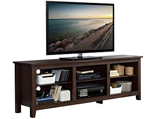 "Luca 70"" Brown TV Stand, , large"