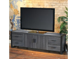 """Blair 70"""" Charcoal Console, , large"""