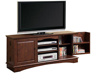 "Dublin 60"" Brown TV Stand, , large"