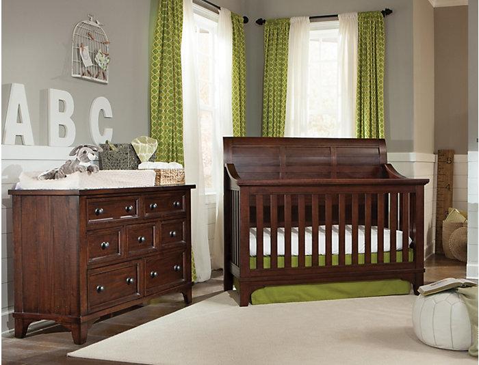 Hayden Convertible Crib, , large