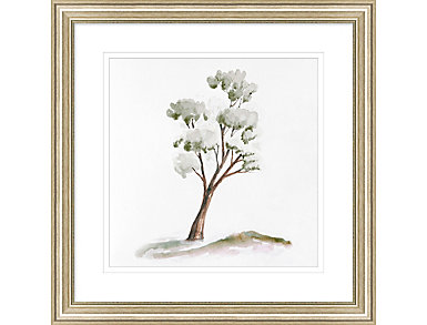 Watercolor Tree IV Wall Art, , large