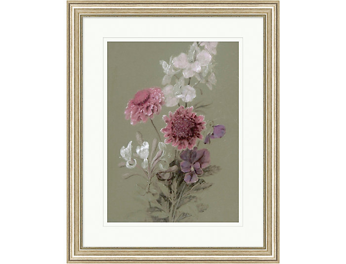Pastel Florals III Wall Art, , large