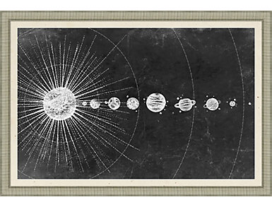 Our Solar System Wall Art, , large
