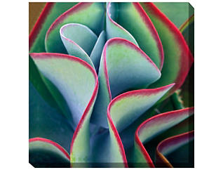 Tipped Leaves Outdoor Wall Art, , large