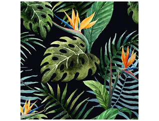 Tropical Outdoor Wall Art, , large