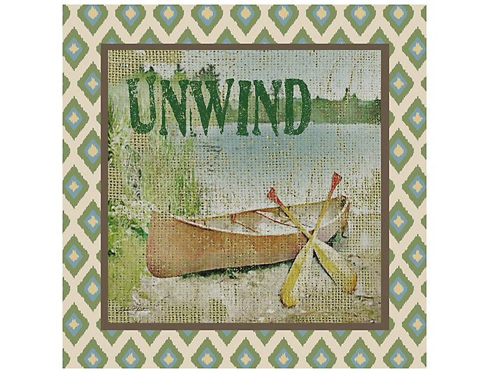 Unwind Outdoor Wall Art, , large