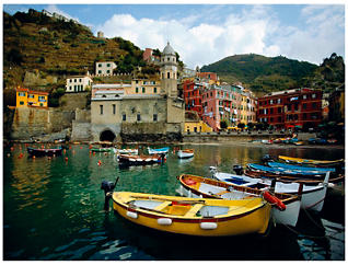 Vernazza Outdoor Wall Art, , large