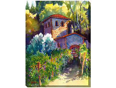 Cottage Outdoor Wall Art, , large