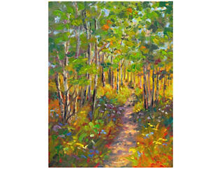 Heavenly Hike Outdoor Wall Art, , large