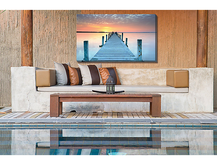 Infinity Outdoor Wall Art, , large