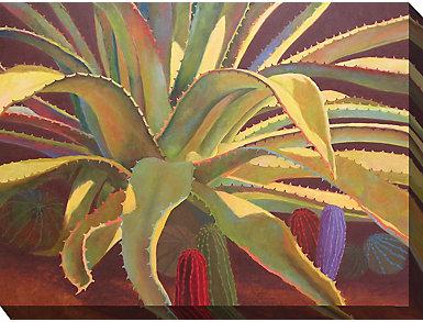 Desert Plant Outdoor Wall Art, , large