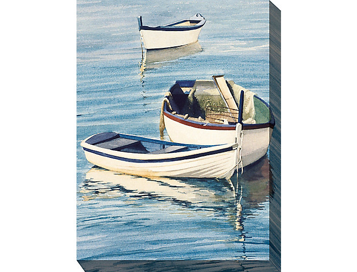 Row Your Boat Outdoor Wall Art, , large