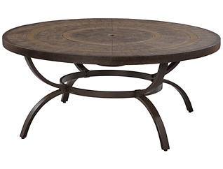 Ridgecrest Woodburning Firepit, , large