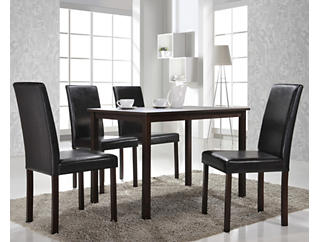 Andrew 5-Piece Dining Set, , large